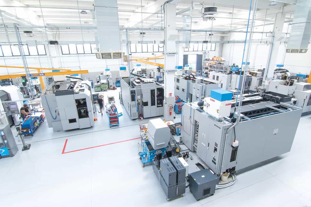 AR Filtrazioni per Adelio Ratti - azienda meccanica