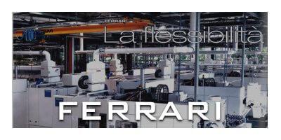 AR Filtrazioni Referenze - AR Filtrazioni   Ferrari